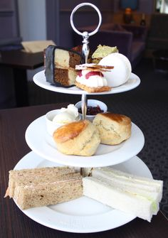 Afternoon tea at The Alverton Hotel. Life Unexpected www.lifeunexpected.co.uk A parenting and lifestyle blog.