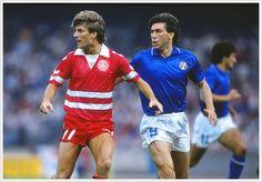 Michael Laudrup e Carlo Ancelotti - Euro 1988