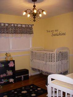 43 Best Nursery You Are My Sunshine