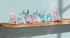 Stoffhasen zu Ostern nähen