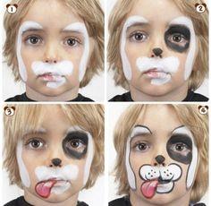 A pintura facial artística é uma boa pedida de maquiagem infantil para o carnaval! Veja algumas ideias! - Veja mais em: http://www.vilamulher.com.br/artesanato/tendencias/como-pintar-o-rosto-das-criancas-no-carnaval-17-1-7886461-216.html?pinterest-destaque
