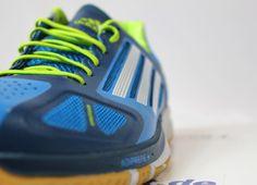 best service f6826 1d89f Die neuen Adidas adizero Feather Pro Handballschuhe in solar blue.  http   www