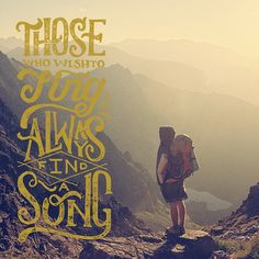 I may have to try combining my photographs with hand-lettered quotes.