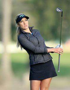 f8ea11dbab24 Paige Spiranac Photos - Omega Dubai Ladies Masters - Day One - Zimbio Lpga  Golf