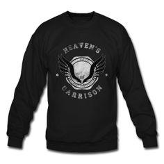 Men's Crewneck Sweatshirt ~ Heaven's Garrison