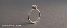 Verlobungsring, champagner Brilliant Ring Verlobung, Wedding Rings, Engagement Rings, Jewelry, Champagne, Engagement Ring, Wedding, Schmuck, Enagement Rings