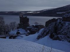 Urquhart Castle, Drumnadrochit, Inverness,... - L'Assommoir