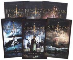 Kingdom Series, Vols 1-6   -     By: Chuck Black