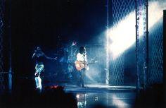 Prince & Boni Boyer | Prince - Samedi 9 Juillet 1988 - POP Bercy (Paris)