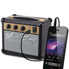 Guitar Amp Speaker Mobile Phone Speaker