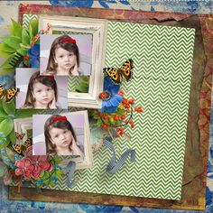 Digital Art :: Bundled Deals :: Garden Party (Collection) by Valentina's Creations