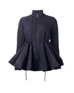 MONCLER M BY MARY KATRANTZOU -'POW' JACKET  Moncler signe pour vous la veste doudoune de mi-saison.  Pendant la saison froide, elle peut également se glisser sous votre manteau pour une chaleur optimale.  €369, Jusqu'à -72%  Acheter maintenant: http://www.monclerfr.com/blouson-femme-pas-cher.html