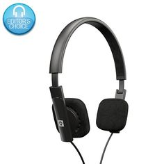 Lightweight, collapsible, comfortable with supremely powerful sound, you'll be tapping your feet in no time.