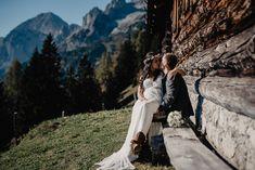 Mountain wedding in Austria Wedding Venues, Wedding Ideas, Destination Weddings, Boho Wedding, Austria, Mountain, Photography, Beautiful, Getting Married