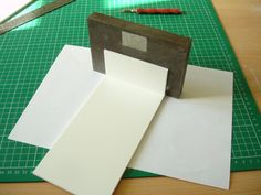 Model-making Basics- working with foam board - a lot of stuff to learn - also for makers of doll houses