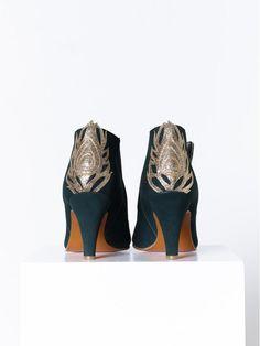 Boots Gwynette Patricia Blanchet Walk This Way, Walk On, Baskets, Devil Wears Prada, Material Girls, Pumps, Heels, Put On, Designer Shoes