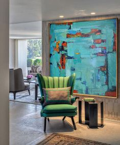 These colors and pieces combined speak to me. Original contemporary art on canvas, Large hand painted square painting by CZ ART DESIGN, for contemporary interior. Acrylic Painting Canvas, Canvas Art, Large Painting, Large Artwork, Large Canvas, Diy Painting, Art Diy, Contemporary Paintings, Contemporary Interior