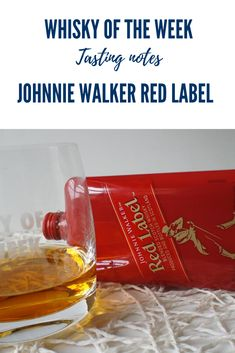 Review and Tasting notes for the Johnnie Walker Red Label blended whisky. Blended Whisky, Whisky Tasting, Malt Whisky, Label, Notes, Red, Single Malt Whisky, Report Cards, Notebook