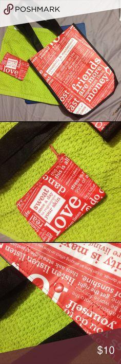 LULULEMON Set of 2 Lululemon bag and small gift card purse. lululemon athletica Bags