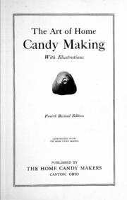 Our candy recipes : Van Arsdale, May Belle : Free Download & Streaming : Internet Archive