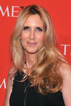 Ann Coulter Attacks Latinos in Column.  Ann Coulter at the TIME 100 Gala.