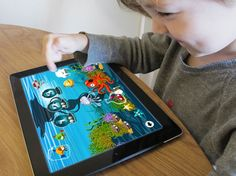 The best apps for children with cerebral palsy.