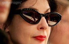 Diane Pernet sunglasses