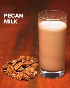 Servings: 4INGREDIENTS1 cup raw pecans1 tablespoon vanilla extract1 tablespoon of honey1 pinch of salt1 tablespoon unsweetened cocoa powder6 cups of waterPREPARATION1. In a medium bowl, soak 1 cup of raw pecans in 2 cups of water overnight2. Drain the bowl of water and place the almonds in a blender.3. Add 1 tablespoon vanilla, 1 tablespoon honey, salt, 1 tablespoon of unsweetened cocoa powder, and 4 cups of water to the blender.4. Blend the mixture on high for 90 seconds. 5. Use a…