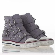 a9e323a29ff2 Great Kids Funky Sneaker Smog Canvas 310448 Hot Sale