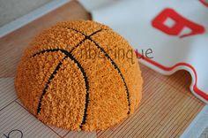 basketball cake inspiration