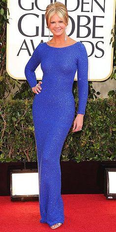 Golden Globe Awards 2013, Nancy O'Dell
