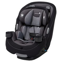 Safety 1st Grow & Go 3-in-1 Convertible Car Seat, Harvest Moon