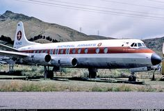 Vickers 807 Viscount - NAC - New Zealand National Airways Corporation | Aviation Photo #2811313 | Airliners.net