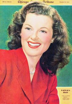 Barbara HALE is an American actress born April 18, 1922 in DeKalb, Illinois (United States).