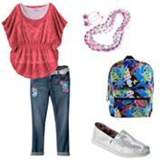 BTS Outfit! Fun Flair Separates - #momselect #backtoschool (1)