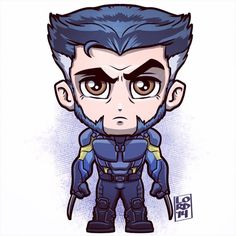 Just saw Xmen:DOFP over the weekend!!! Thought I would draw up some of my fave characters from the movie😁👍😁 ✏️✏️✏️✏️ #lord_mesa #lordmesaart #digitaldoodle #sketch #artwork #illustrator #illustration #vectorart #mangastudioex5 #wolverine #xmen #fun #funny #marvel #igers #kids #daysoffuturepast #mutants #chibi #superheroes #hughjackman