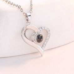 I Love You, Couple, Jewelry Accessories, Jewelry Necklaces, Chokers, Pendants, Pendant Necklace, Silver, Stuff To Buy