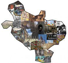 Álava: escenario artístico contemporáneo. Exposición bibliográfica que se centra, en esta ocasión, en la provincia de Álava como fuente de inspiración para artistas, escritores, músicos y cineastas.