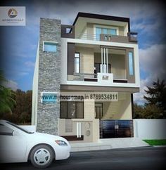 Marvelous Home Design Ideas Get House Map Elevation Design And All Building Design