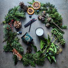 Madeline Lu Flatlay - Diptyque Christmas
