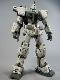 MG 1/100 GM Custom Stage.9 Customized Build - Gundam Kits Collection News and Reviews