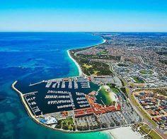 Perth's Quality Resort Sorrento Beach is the best beach resort accommodation Hillarys Boat Harbour has to offer. Sydney, Brisbane, Melbourne, Perth Western Australia, Australia Travel, Australia Tours, Coast Australia, Places To Travel, Places To See