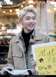 #MYTEEN #chunjin #kpop