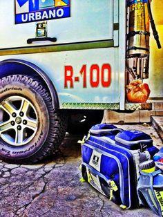 Protección Civil 911 San Pedro, Nuevo León. OMNI Pro EMS de Meret. EMS México     Equipando a los Profesionales