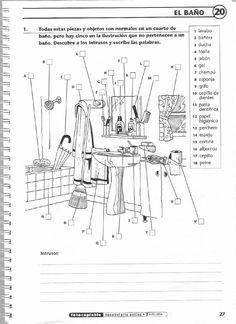 ISSUU - Vocabulario activo 2. Fichas con ejercicios fotocopiables (Intermedio - avanzado) de Jean-François Borgniet