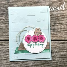 Welcome to The Crafty Carrot Collective Blog Hop! A selection of former Stampin' UP! Artisans from all over the world got together to for...