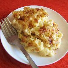Macaroni met kaas @ allrecipes.nl
