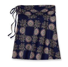 The Patagonia Women's Lithia Skirt works as an A-line skirt, and it doubles as a bandeau top when you're feeling adventurous... #indigoplum #indigoplumshoes #poulsbo #patagonia