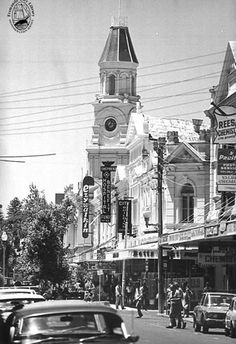 Intersection of High and Market Streets, Fremantle, c Perth Western Australia, Memories, Marketing, Architecture, Street, Building, Photos, Travel, Beautiful