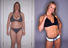 Success Story: Jenna turned her life around and dropped 70 pounds post-pregnancy.